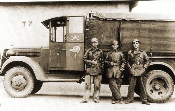 GMC Vrachtwagen