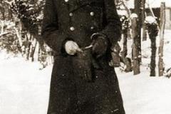 Adjudant Hoschet, pelotonscommandant bij de 14Cie.