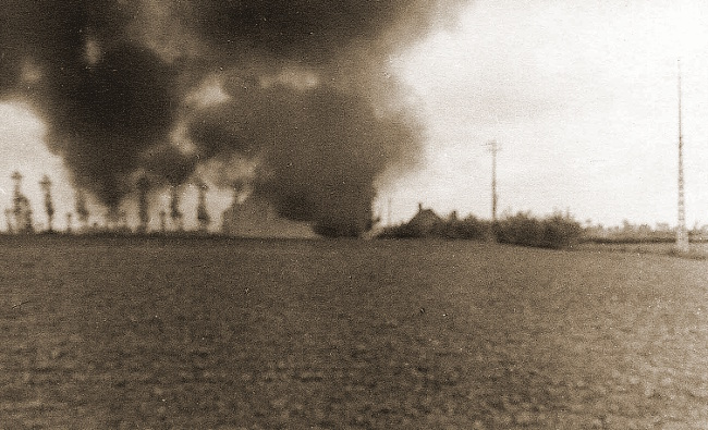 Remontedepot 1940 - evactuatie op 10, 11 en 12 mei 1940.