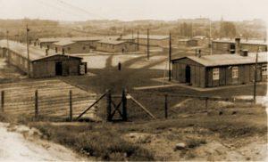 Krijgevangenenkamp van Bredow nabij Stettin bood plaats aan 506 gevangenen die tewerkgesteld werden in de oorlogsindustrie van Stettin.
