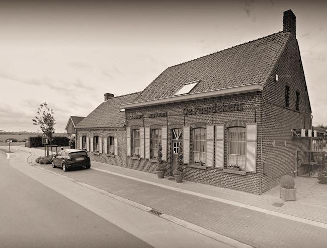 Herberg De Peerdekens te Egem (hedendaagse foto).