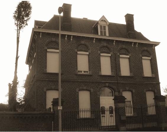 De brouwerswoning van brouwerij Sint-Sebastiaan te Wingene was het hoofdkwartier van 16de Infanteriedivisie op 25 mei 1940.