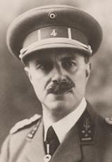 Kolonel SBH Emile Franckx.