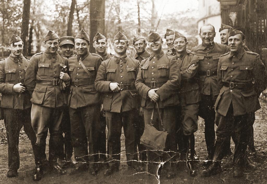 2DTCA Militairen April 1940