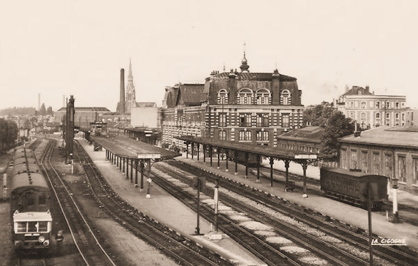Station Tourcoing