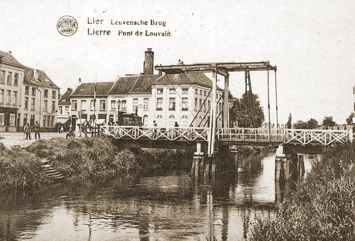 Leuvensebrug te Lier