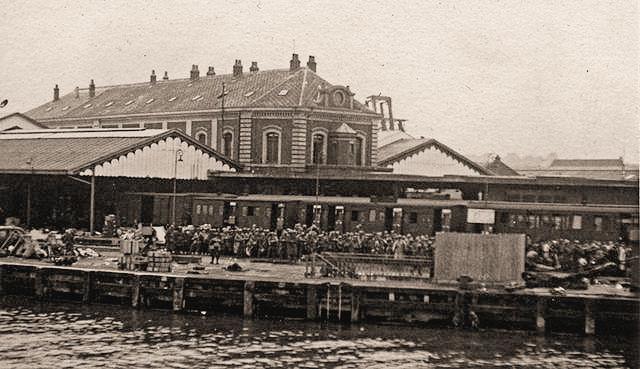 Gare Maritime Boulogne