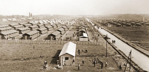 Het kamp van St-Cyprien