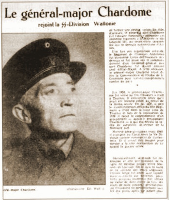 Generaal-majoor Chardome