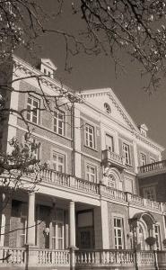 Kasteel Inkendaal (ook gekend als kasteel Richir) waar het HK van de 5Div zich bevond op 10 mei 1940
