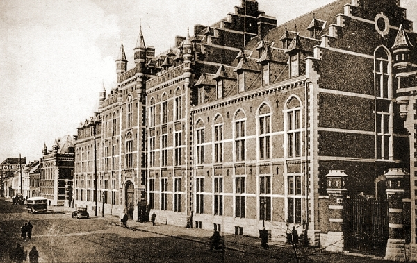 Kazerne Baron Michel, Mechelen