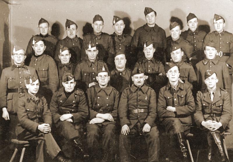 Belgische krijgsgevangenen