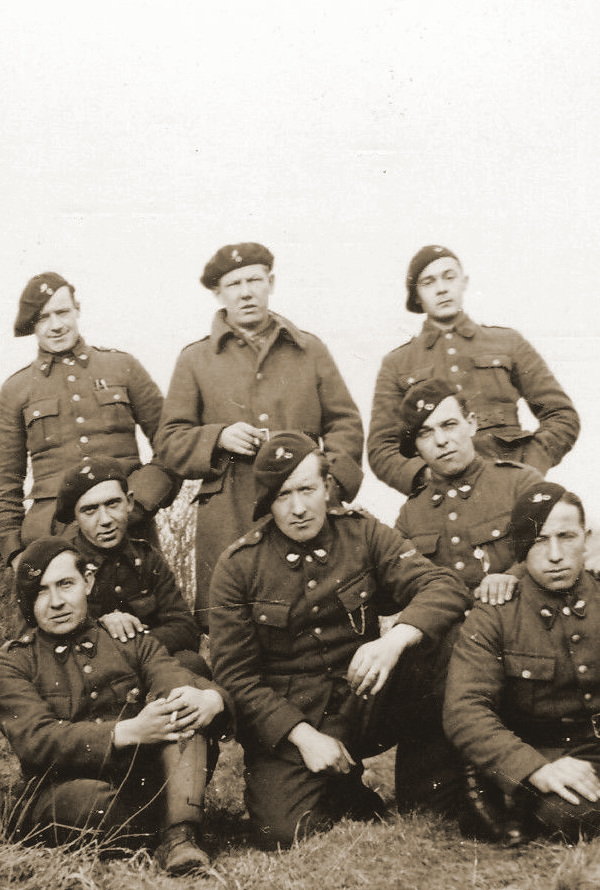 De Ardeense Jagers werden in 1934 opgericht.