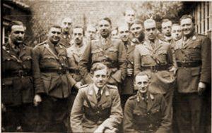 Officieren van GpCy 14Div