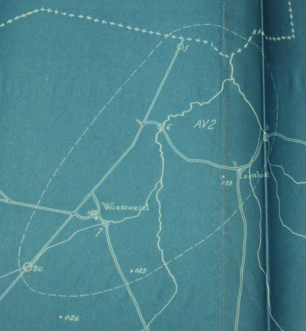 Vernielingsreeks AV2 rond Wuustwezel en Loenhout.